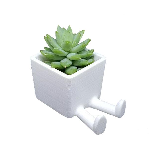 legged planter