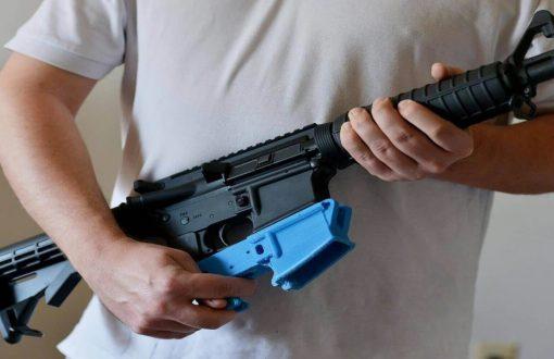 تفنگ های پرینت شده